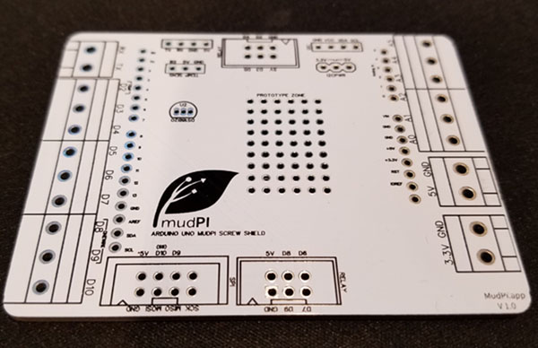 Raspberry Pi Breakout Board for Mudpi